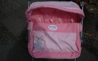 BabyBorn Zwillings-Kinderwagen